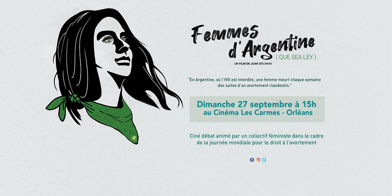 Photo du film Femmes d'Argentine (Que Sea Ley)