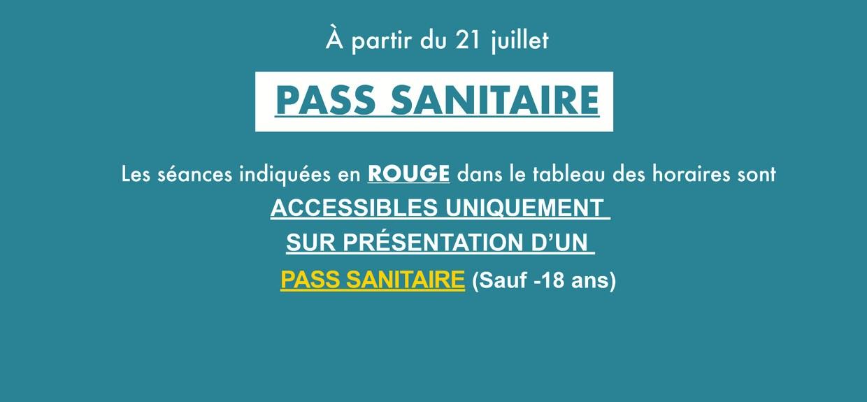 Slide PASS Sanitaire