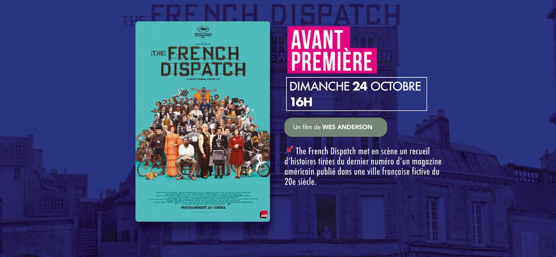 Photo du film The French Dispatch